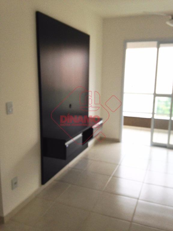 Apartamento com 1 dormitório para alugar, 45 m² por R$ 850/ano - Nova Aliança - Ribeirão Preto/SP