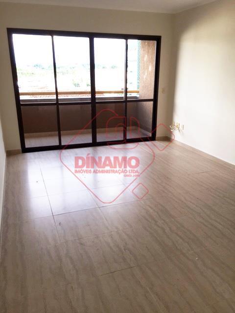 Apartamento residencial para locação, Residencial e Comercial Palmares, Ribeirão Preto - AP1585.