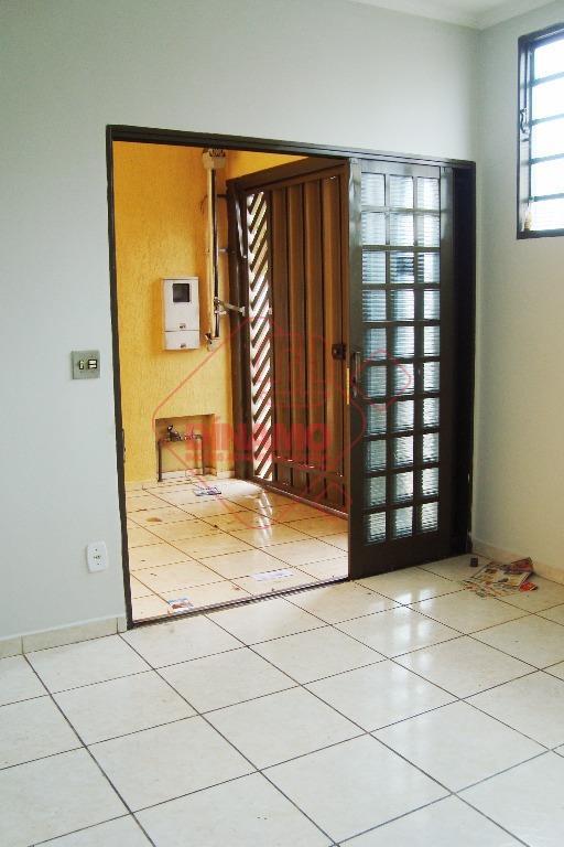 Sobrado, Vila Tibério, Ribeirão Preto.