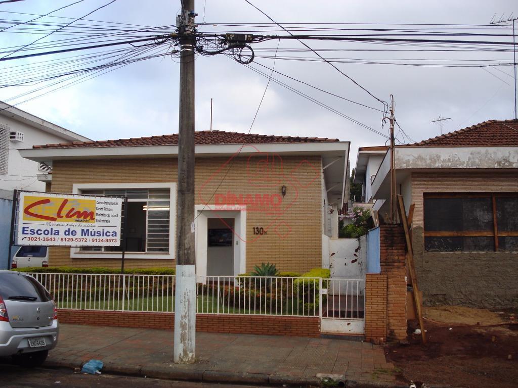 Casa comercial para locação, Jardim Sumaré, Ribeirão Preto.