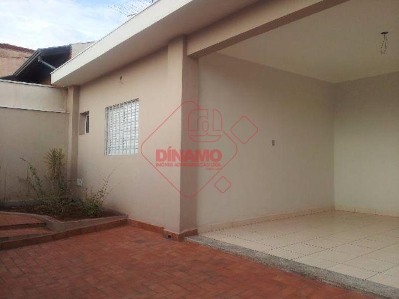 Casa p/ venda e locação Parque Anhangüera - Ribeirão Preto/SP