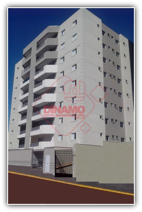 Apartamento com 3 dormitórios à venda, 116 m² por R$ 466.080,00 - Nova Aliança - Ribeirão Preto/SP