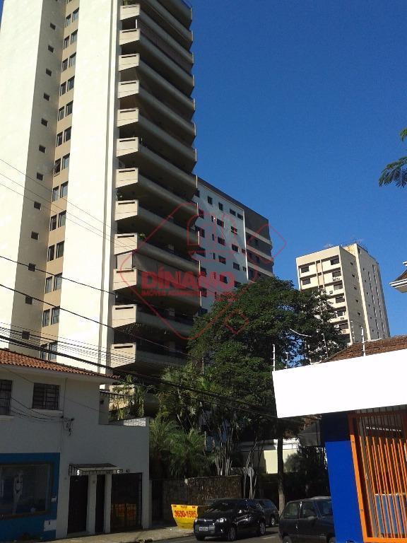 Apartamento à venda, Higienópolis, Ribeirão Preto - AP2165.
