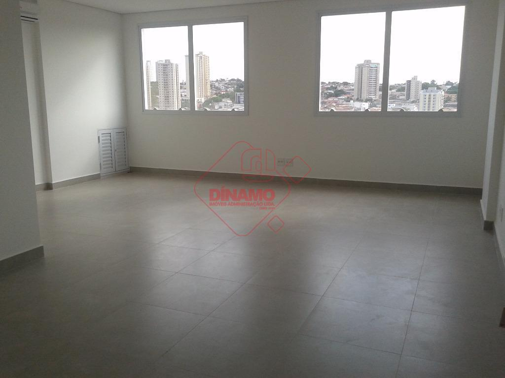 Sala comercial para locação, Jardim Palma Travassos, Ribeirão Preto.