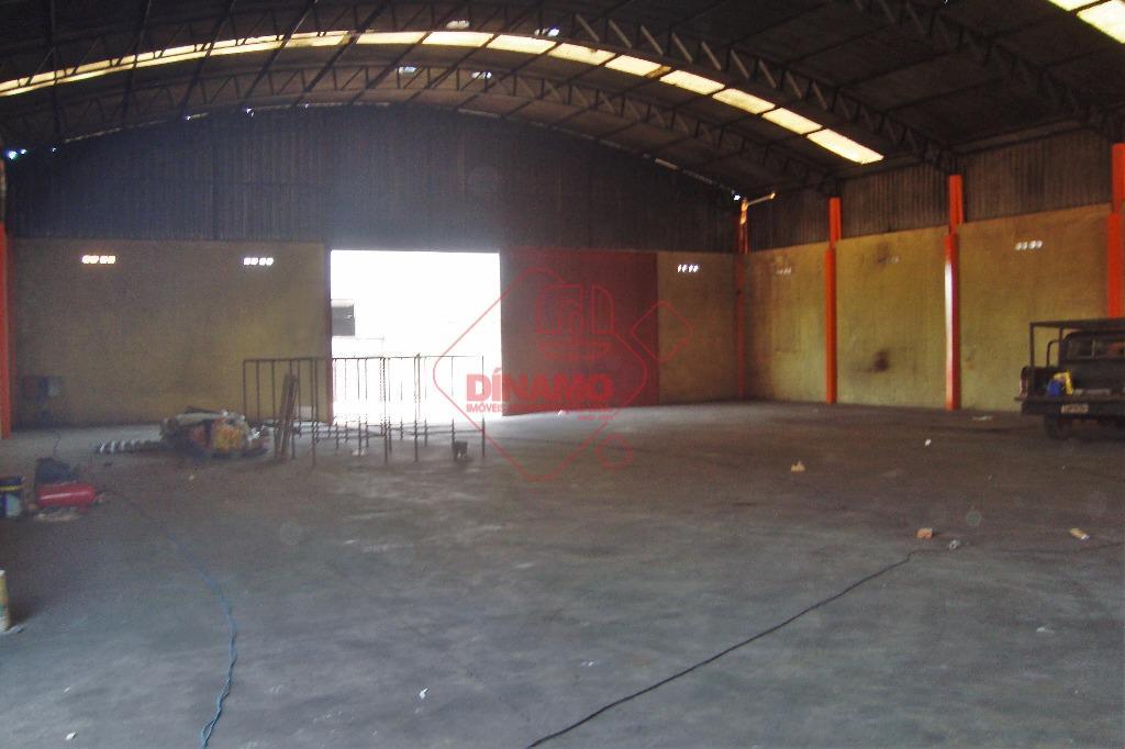 Salão  comercial para locação, Parque Industrial Tanquinho, Ribeirão Preto.