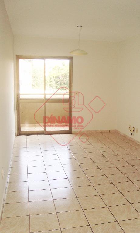Apartamento à venda e locação - República - Ribeirão Preto/SP