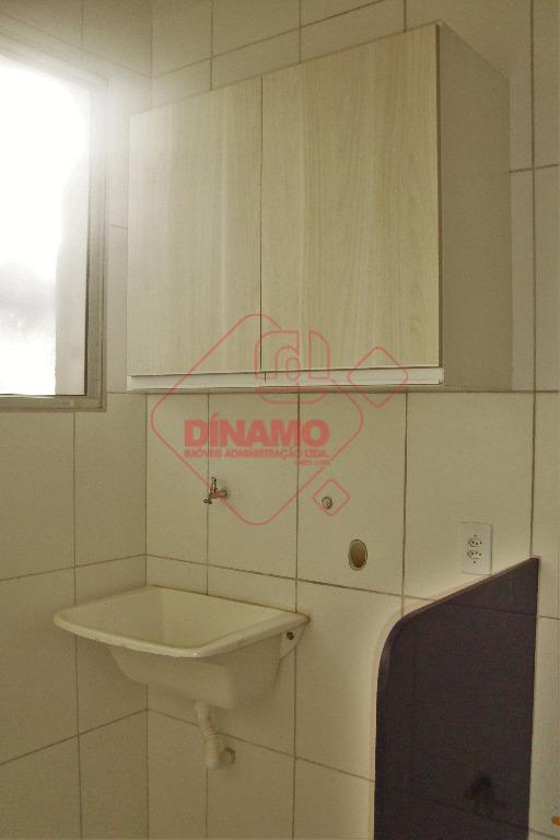 02 dormitórios (armários/ventilador), sala (ventilador), wc social (gab/blindex), cozinha americana, área serviço (armários), 1 vaga estacionamento,...