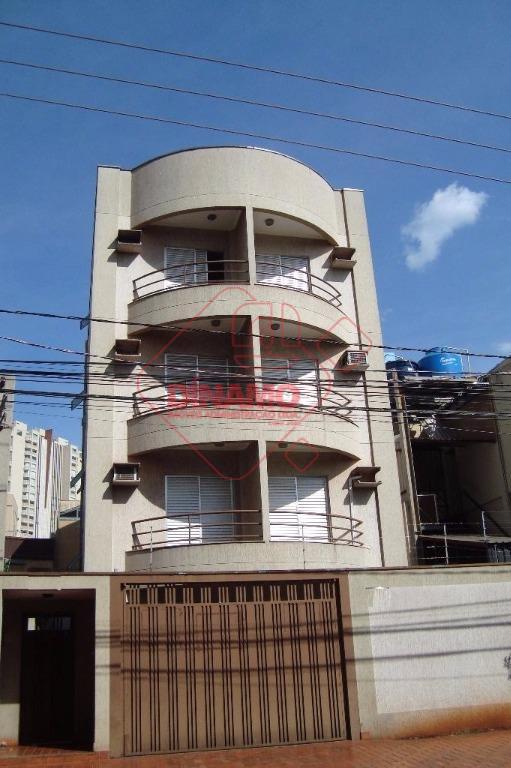 Apartamento residencial para venda, Jardim Irajá, Ribeirão Preto - AP1988.