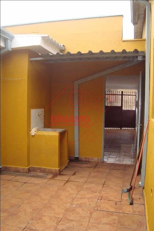 Casa residencial para locação, Vila Amélia, Ribeirão Preto.