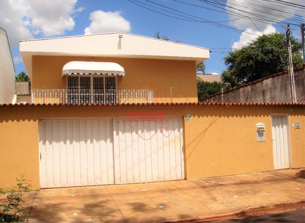 Casa venda e locação (Alto da Boa Vista), Ribeirão Preto.