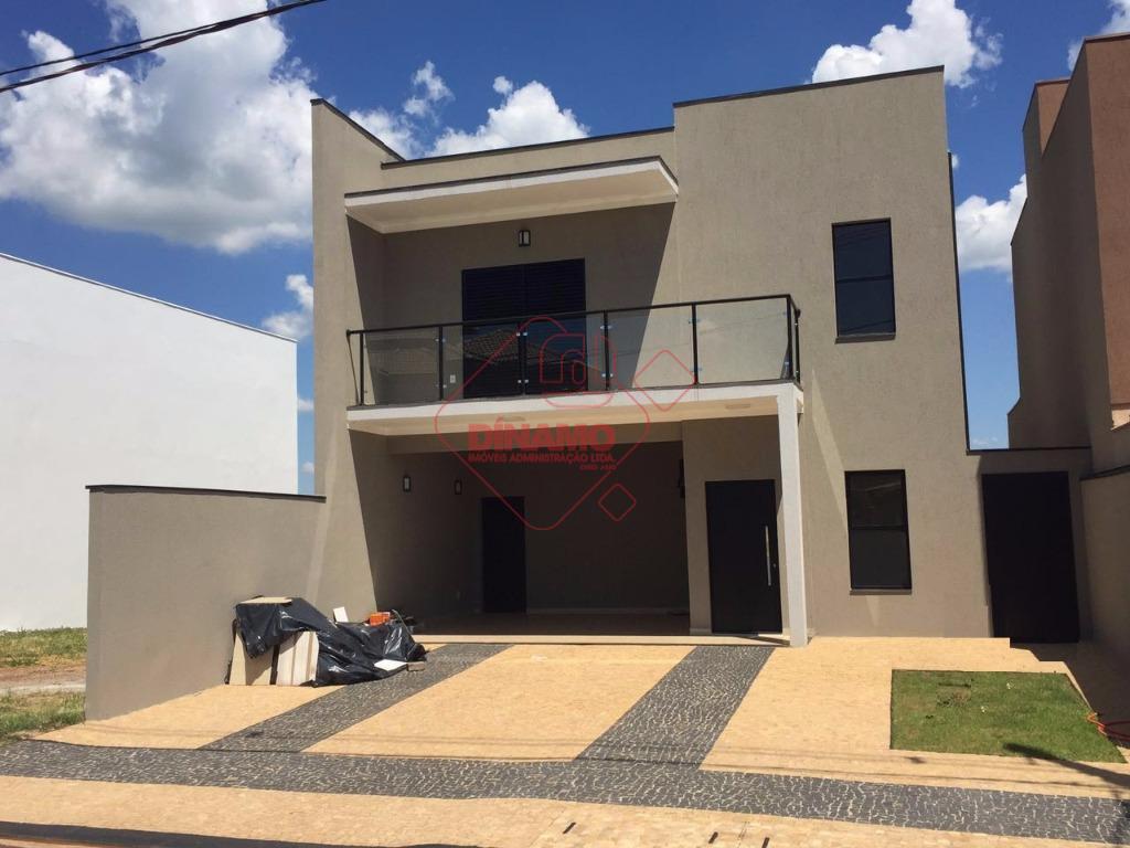 Sobrado à venda, Condomínio San Marco, Ribeirão Preto/SP.