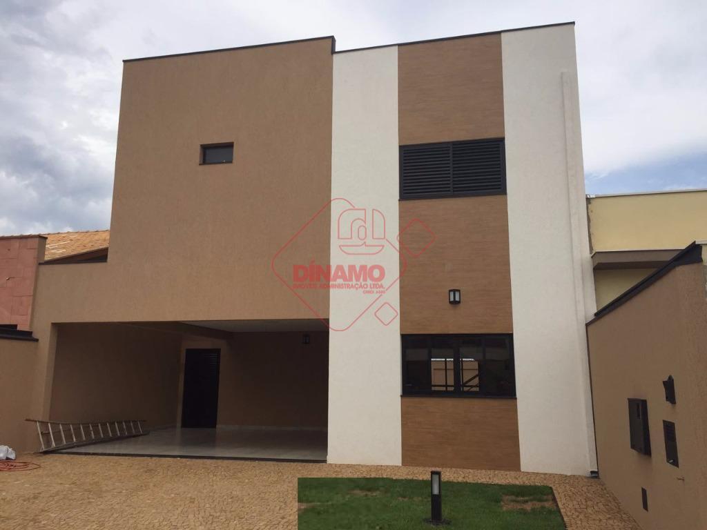 Sobrado à venda, Condomínio Residencial San Marco, Ribeirão Preto.