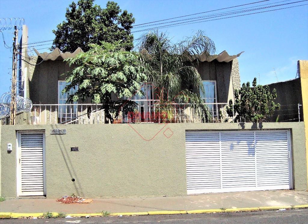 Casa residencial para venda, Jardim Mosteiro, Ribeirão Preto - CA0682.