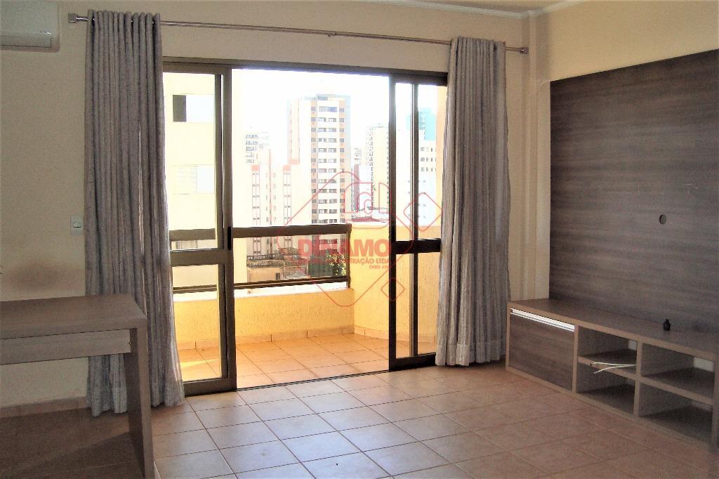 Apartamento residencial para venda e locação, Centro, Ribeirão Preto - AP2410.