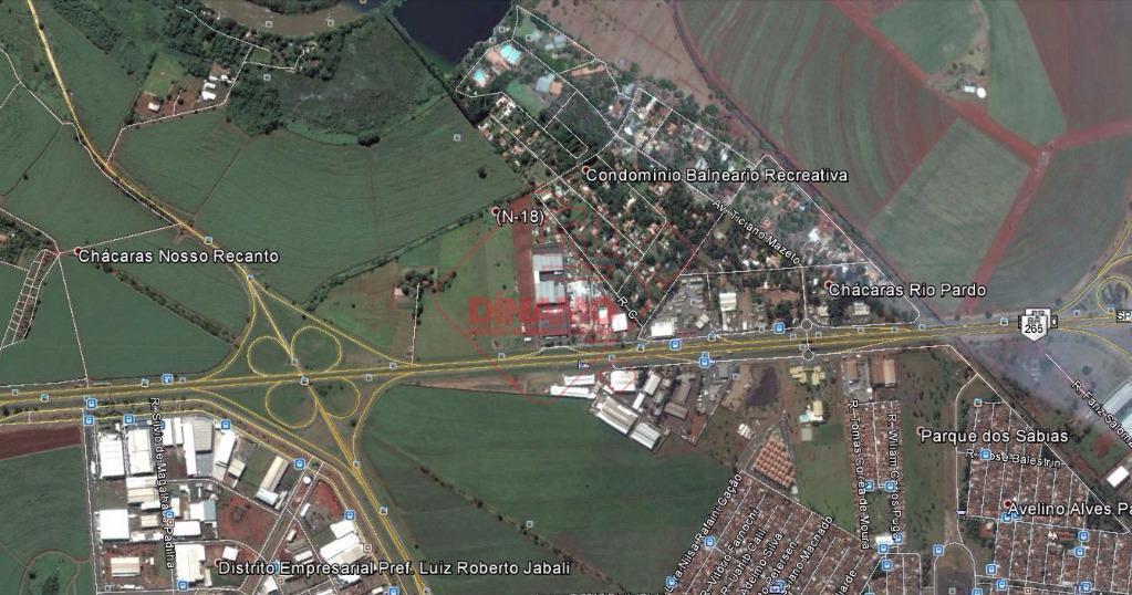 Área comercial à venda, Rodovia Anhanguera, Ribeirão Preto