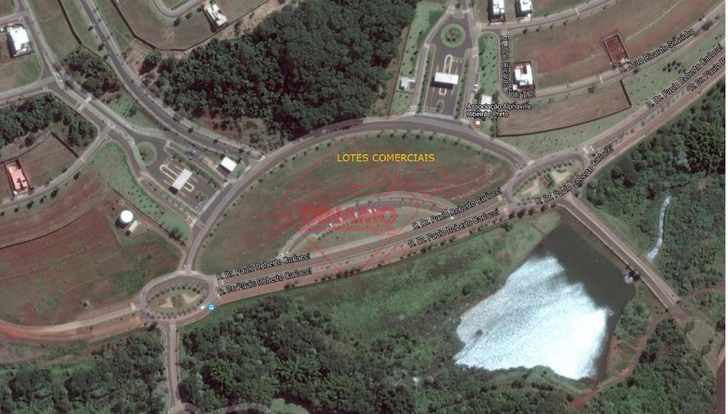 Terreno comercial à venda, Condomínio Alphavile II, Ribeirão Preto