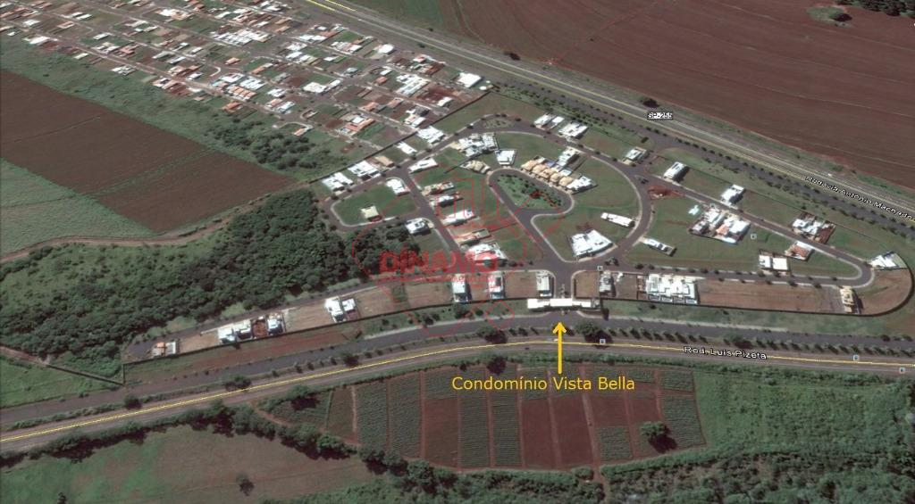 Terreno à venda, Condomínio Vista Bella, Ribeirão Preto.