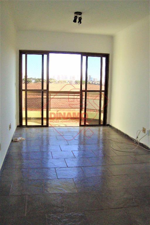 Apartamento residencial para venda e locação, Iguatemi, Ribeirão Preto - AP0580.