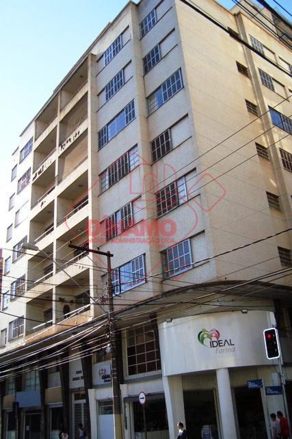 Apartamento residencial para locação, Centro, Ribeirão Preto - AP2537.