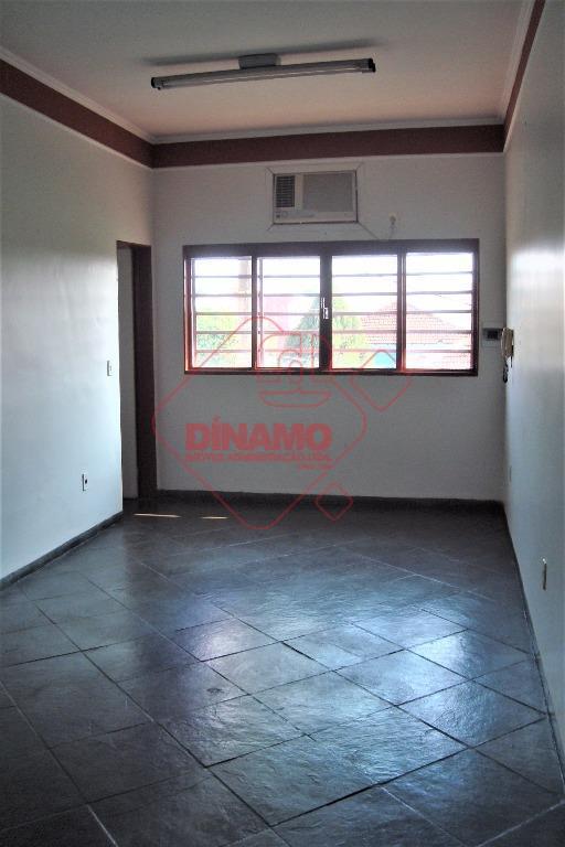 Sala comercial para locação, Campos Elíseos, Ribeirão Preto - SA0025.