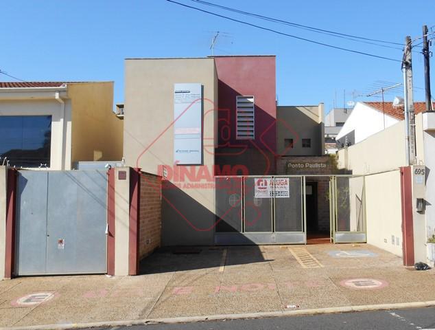 Sala para alugar, 18 m² por R$ 600/ano - Jardim São Luiz - Ribeirão Preto/SP