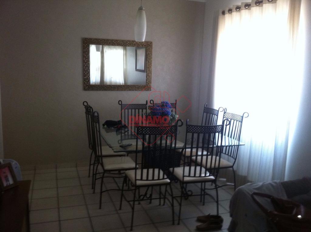 3 dorms.(suíte) armários, sala 2 ambientes, lavabo(gab./blindex), varanda gourmet, cozinha planejada, área serviço, quarto empregada(usa como...