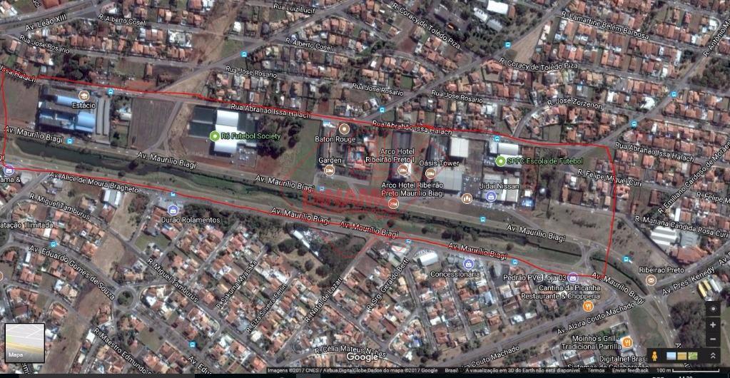 Área à venda, Ribeirânia, Ribeirão Preto.