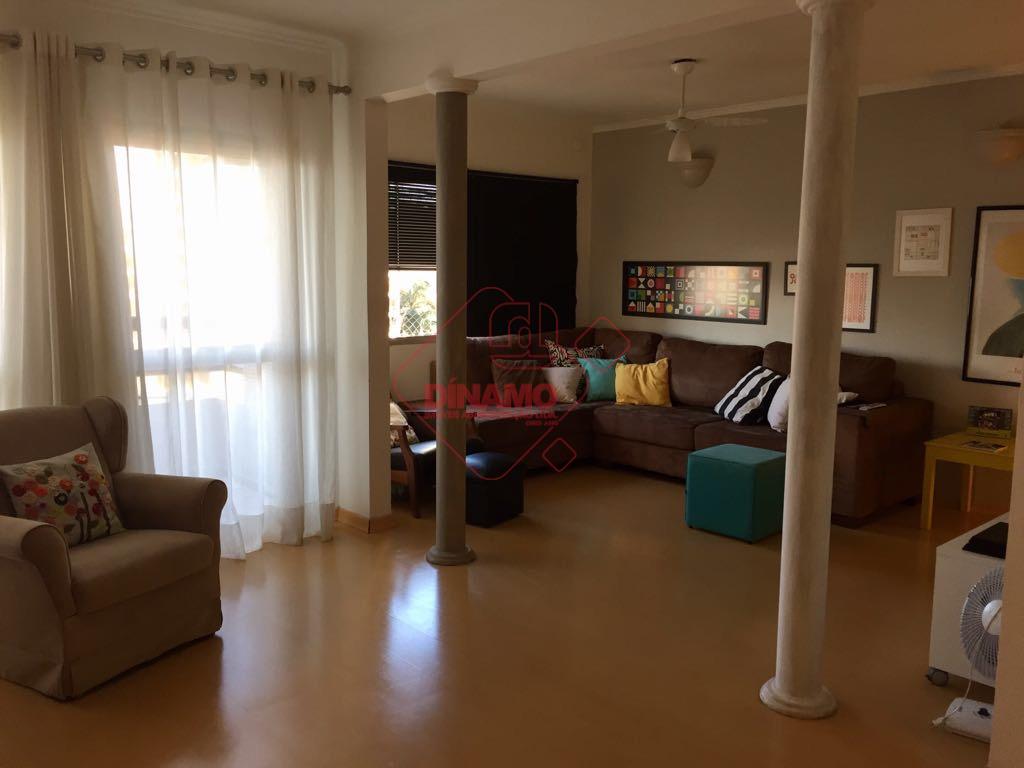 Apartamento à venda e locação - Higienópolis - Ribeirão Preto/SP