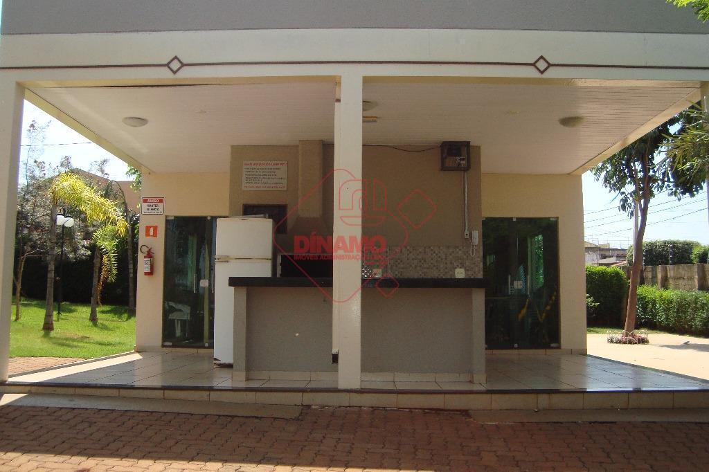 Apartamento residencial para locação, Ipiranga, Ribeirão Preto - AP2568.