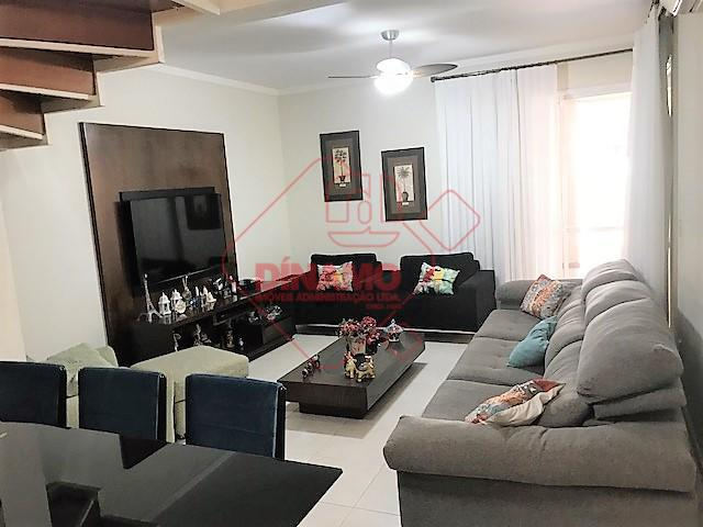 Sobrado residencial à venda, Condomínio Santorini, Ribeirão Preto.