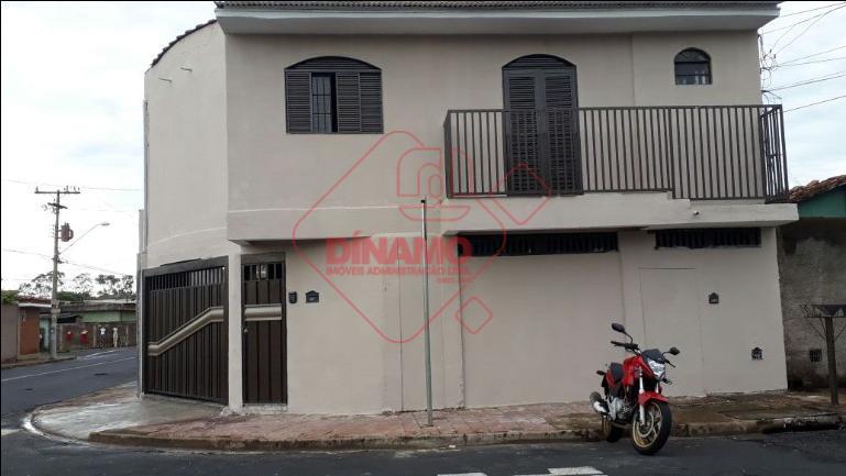 Sobrado + salão à venda, Adelino Simioni, Ribeirão Preto.