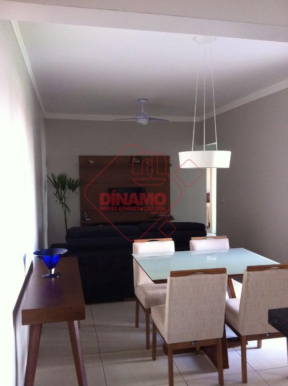 Apartamento à venda, Jardim São José, Ribeirão Preto.