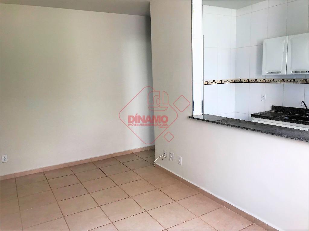Apartamento residencial para locação, Sumarezinho, Ribeirão Preto.