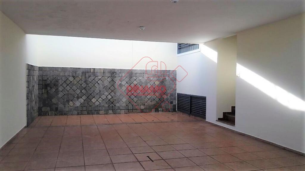 Sobrado residencial para locação, Alto da Boa Vista, Ribeirão Preto.