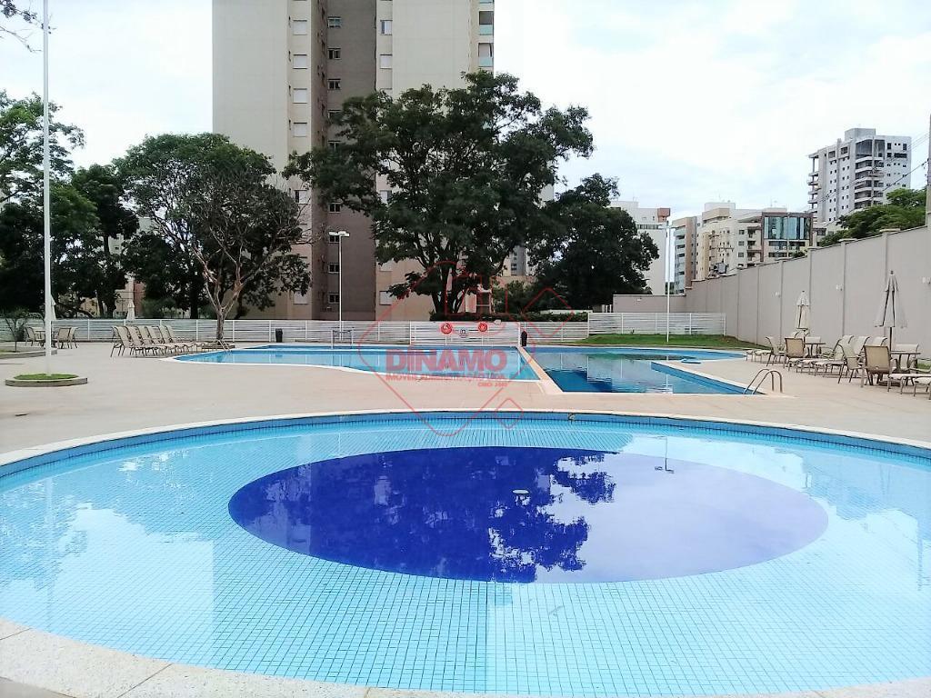 Apartamento residencial à venda, Jardim Botânico, Ribeirão Preto - AP2447.