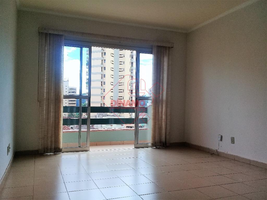 Apartamento à locação e venda - Centro - Ribeirão Preto/SP.