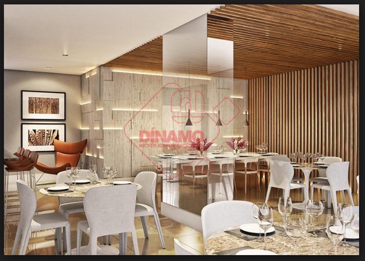 localização privilegiada, novo, 3 dorms.(suíte), sala 2 ambientes, lavabo, wc. social, sacada gourmet, cozinha, área serviço,...
