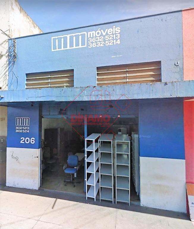 Salão comercial para locação, Centro, Ribeirão Preto - SL0213.