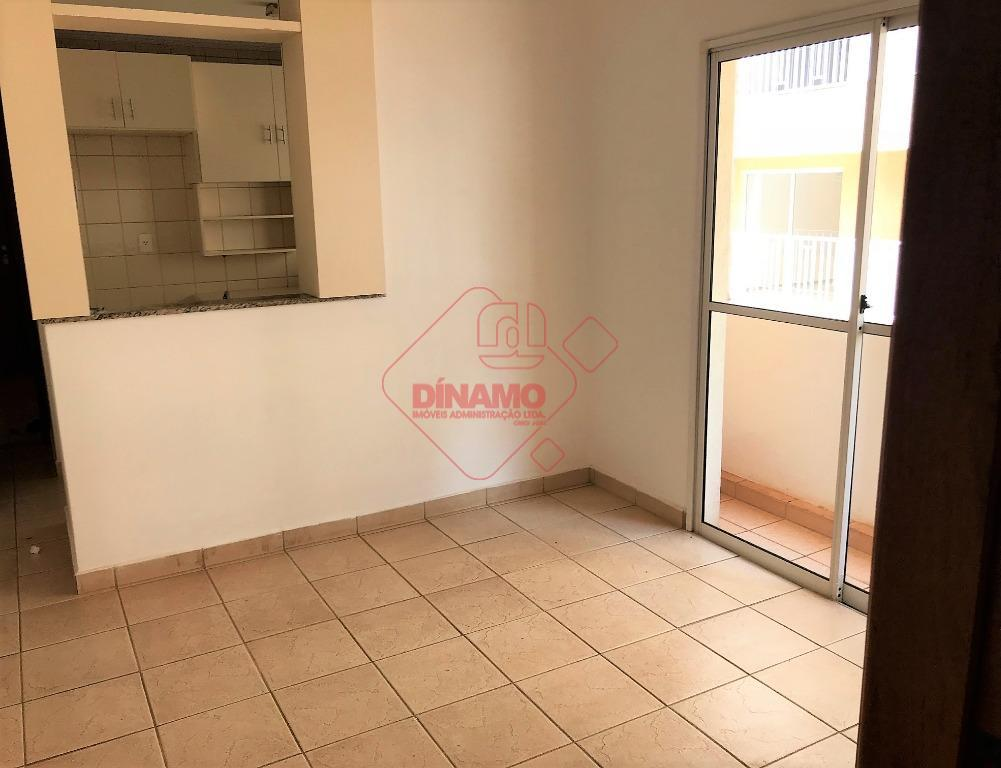 Apartamento residencial para venda e locação, Nova Aliança, Ribeirão Preto - AP1076.