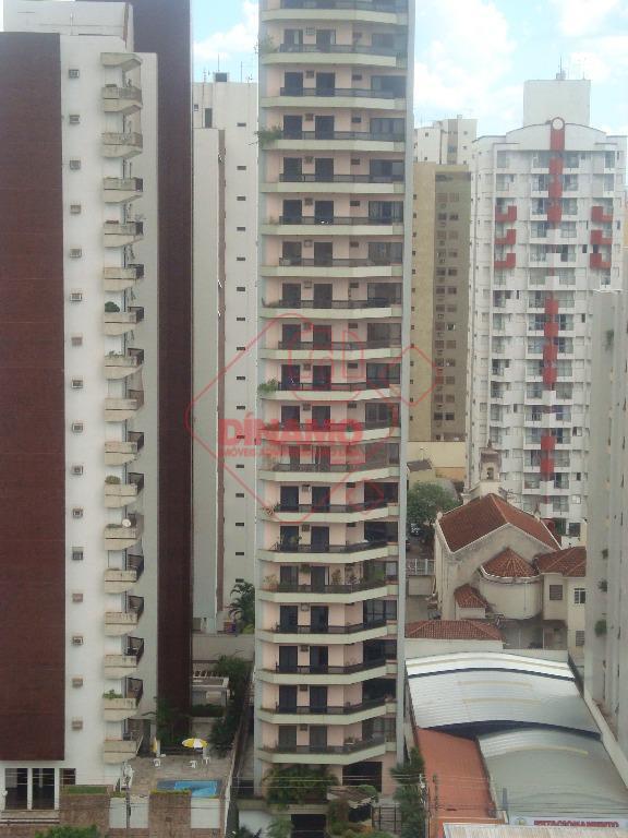 Apartamento à venda/locação Centro, Ribeirão Preto.