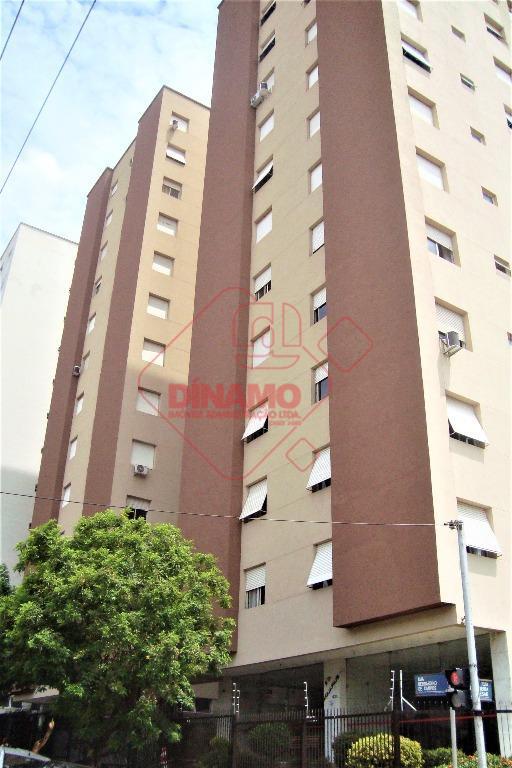 Apartamento residencial para locação, Higienópolis, Ribeirão Preto.