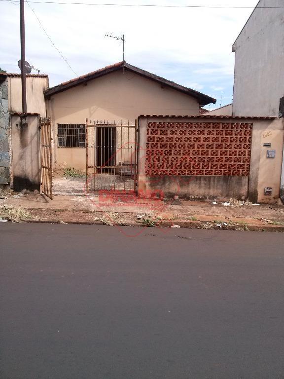 Casa comercial à venda, Alto do Ipiranga, Ribeirão Preto.