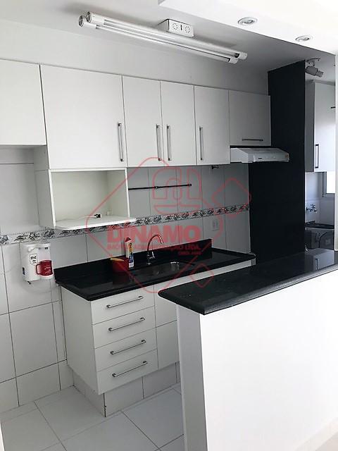 Apartamento residencial para locação, Nova Aliança, Ribeirão Preto - AP2229.