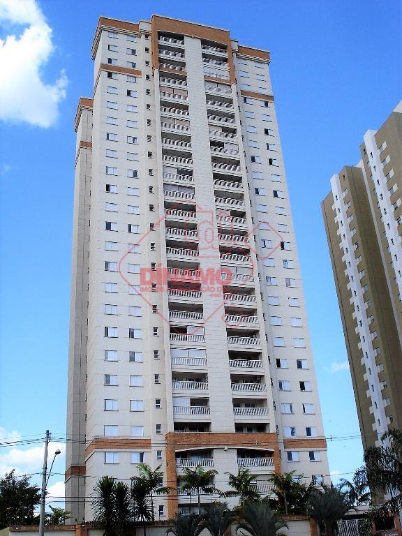 Apartamento residencial à venda, Jardim Santa Ângela, Ribeirão Preto - AP0122.