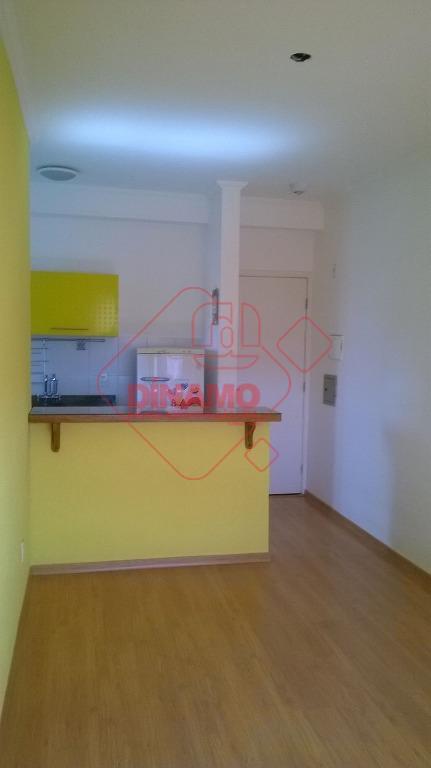 Apartamento residencial para venda e locação, Lagoinha, Ribeirão Preto - AP2715.