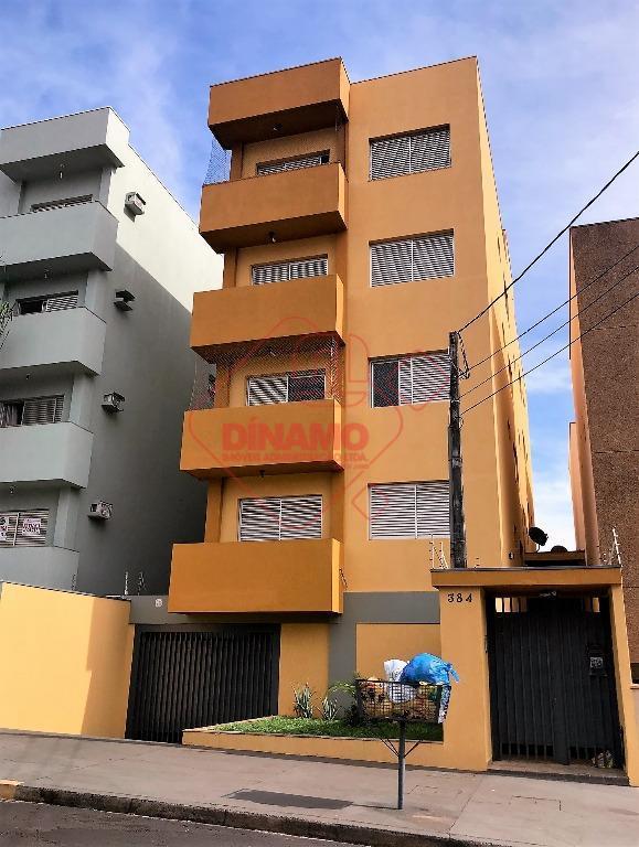 Apartamento com 2 dormitórios para alugar, 75 m² por R$ 850,00/mês - Jardim Irajá - Ribeirão Preto/SP
