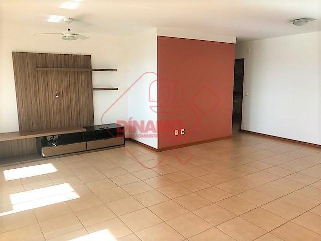 Apartamento residencial para locação, Jardim Irajá, Ribeirão Preto - AP2744.
