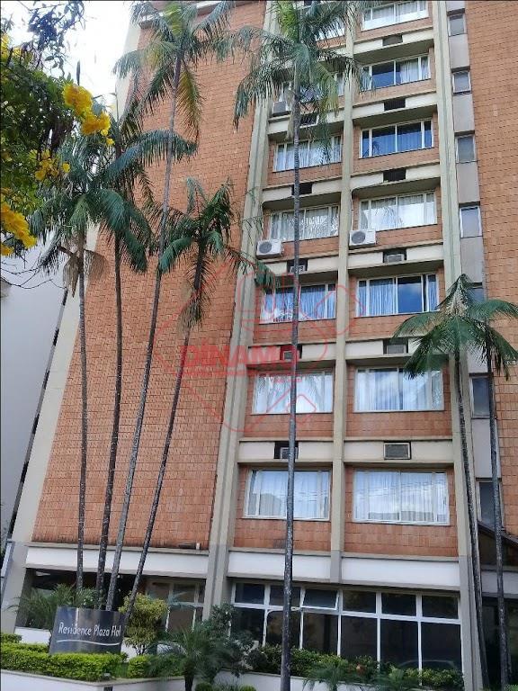 Flat à venda, Higienópolis, Ribeirão Preto.
