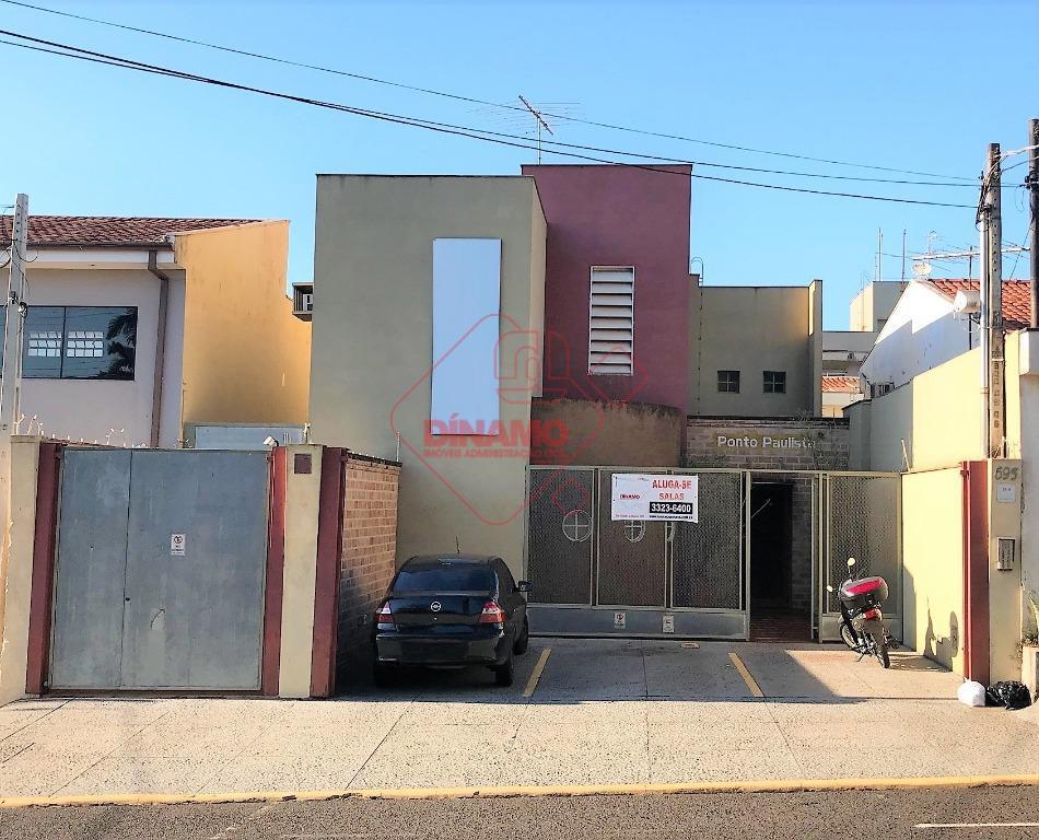 Sala comercial para locação, Jardim São Luiz, Ribeirão Preto - SA0082.