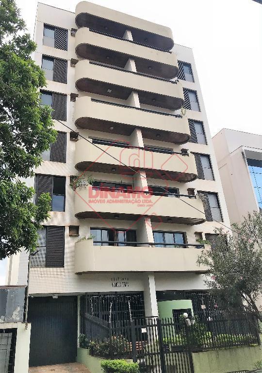 Apartamento residencial para locação, Centro, Ribeirão Preto - AP2774.